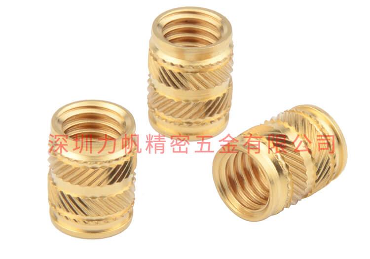 ST型热熔铜螺母