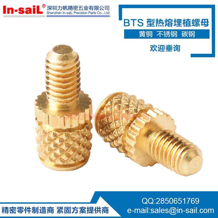 BTS型热熔螺母